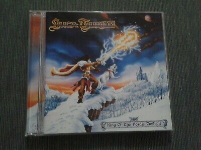 Luca Turilli - King Of The Nordic Twilight - Cd Limb Music Products 1999 - Come