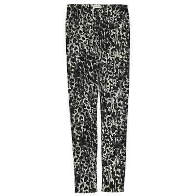 Crafted Kids Girls Luxury Leggings Pants Trousers Bottoms Lightweight Print All