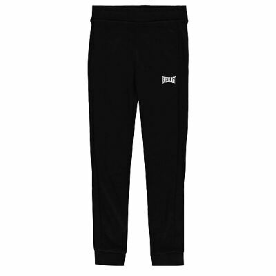 Everlast Kids Girls Junior Jogging Pants Jersey Bottoms Trousers Drawstring