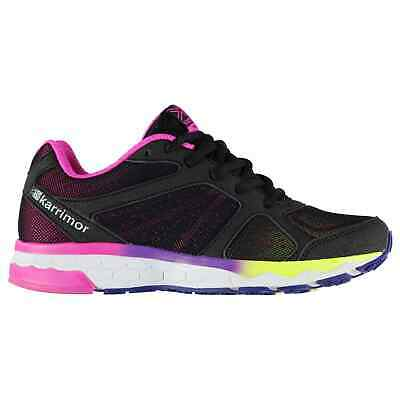 Karrimor Kids Girls Tempo 5 Running Shoes Runners Lace Up Breathable Lightweight
