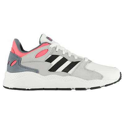 adidas Mens Crazychaos Trainers Running Shoes Lace Up Padded Ankle Collar Retro