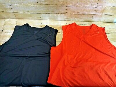 🔥New🔥 Augusta Sportswear Performance Moisture Wick Tank Top Men's 3Xl