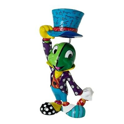 Britto Disney Showcase  Jiminy Cricket from Pinocchio 20cm H 4023845