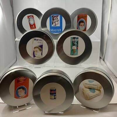 Shaving Soap Stick Super Bundle (in tins) - (Pre-Owned)