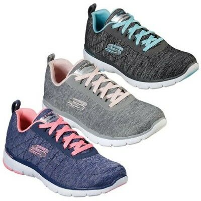 SKECHERS FEMMES FLEX Appeal 3.0 Lacet Air Cooled Mémoire
