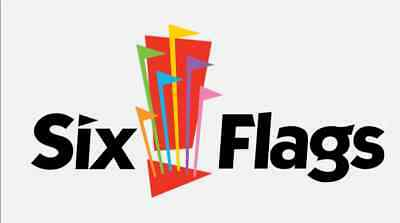 (6) SIX FLAGS MAGIC MOUNTAIN General Admission tickets