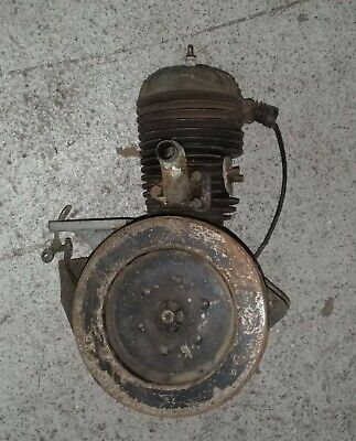moteur 175 borgne moto de collection AUTOMOTO MFS MF BH ...