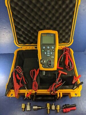 Fluke 719 Pro 30G Pressure Calibrator, Excellent, Hard Case