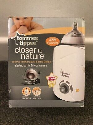 Tommee Tippee Electric Baby Bottle Warmer