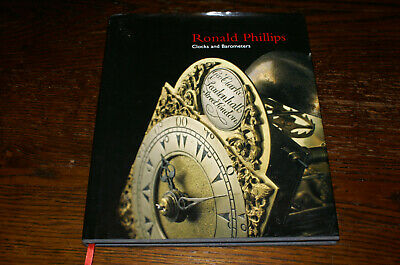 Ronald Phillips Clocks And Barometers By Ronald Phillips