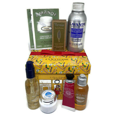 L'Occitane Holiday Essentials Gift Set in Gift Box