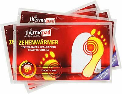 Thermopad Single Use Toe Warmers (Multibuy Offers) Up to 8 Hours Warmth