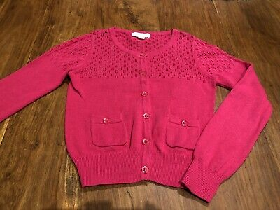 Pumpkin Patch Cardigan Size 7