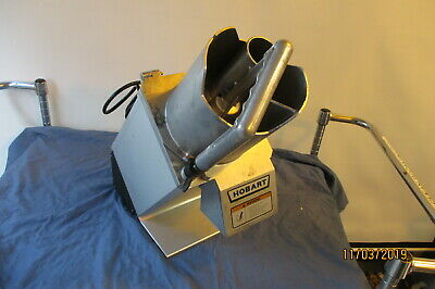 """Hobart Fp150 Commercial Continuous Feed Food Processor W 5/32"""" Slicing Plate"""