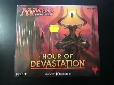 Hour of Devastation Magic the Gathering MTG Bundle Sealed Box