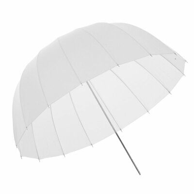 NiceFoto 41inch Photography Studio White Deeper Umbrella For Studio Flash Strobe