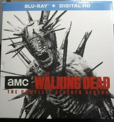 The Walking Dead Stagione 7 Limited Collector's Edition Blu Ray