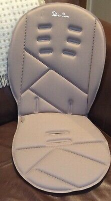 Genuine Reversible Seat Liner Silver Cross Surf, Pioneer, Wayfarer - Sand/Black,