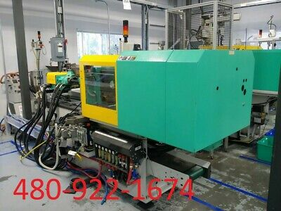 2005 35 Ton 2 oz Arburg 270V-350-70U Plastic Injection Molding Machine IMM