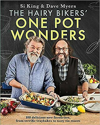 The Hairy Bikers' One Pot Wonders: Over 100 delicious new f... Hardback Book NEW