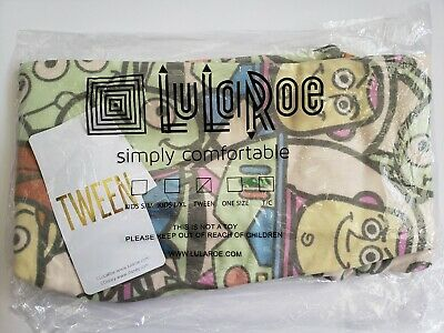Lularoe Disney Toy Story Tween Leggings Buzz Woody Aliens New UNICORN! #2
