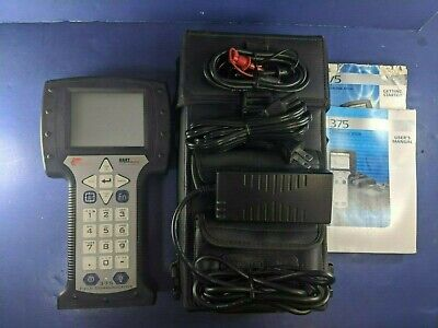 Emerson Rosemount HART 375 Field Communicator Easy Upgrade 2021!