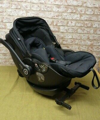 Kiddy Evoluna i-size 2 Group 0+ Infant Lie Flat Carseat & Base