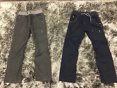Boys combats trousers aged 10 years x 2 bundle