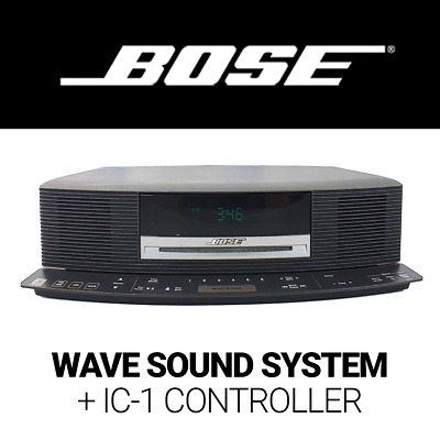 BOSE Wave Music System with IC-1 Control Unit - Speaker / Radio / Alarm (AWRCC7)