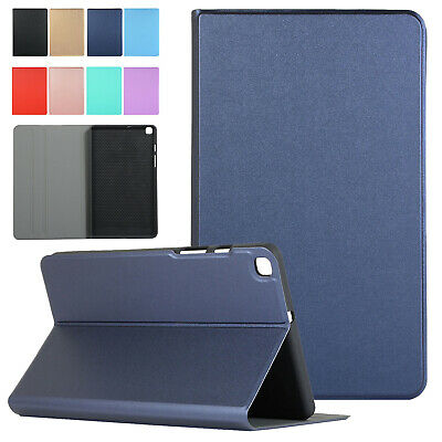 """Ultra Slim Leather Wallet Stand Case Cover For Samsung Tab A 8.0"""" T290 T295 2019"""