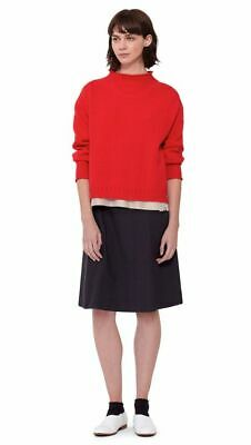 Margaret Howell Marion Foale Guernsey Jumper Top Hand Knit Sweater Sold Out