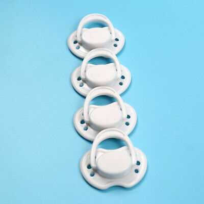 Girls Toys Mini Safe Pacifier Magnetic Dummy for Reborn Baby Dolls Accessories