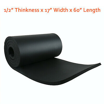 """1//16 CLOSED CELL SPONGE RUBBER NEOPRENE//EPDM  1//16THKX12/""""WIDEX12/""""FREE SHIPPING"""