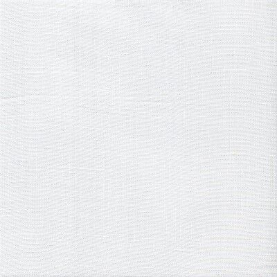 25 count Zweigart Lugana Evenweave Fabric Antique White size 49 x 69cms