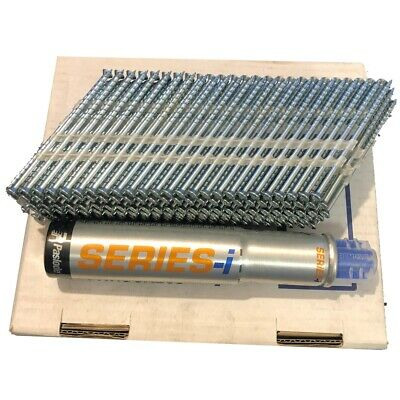 Decking Screws 88mm for use with Paslode IM360 & 1 x Fuel Cell