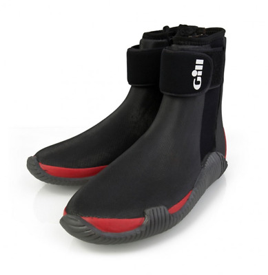 Gill Waterproof Kart Karting Sailing Wet Boots Junior ADULTS  (Black) All Sizes