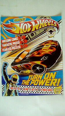 Completely Hot Wheels Comic Magazine Issue Number 5 July 2013