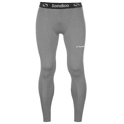 Sondico Mens Core Tights Baselayer Pants Trousers Bottoms Compression Armor