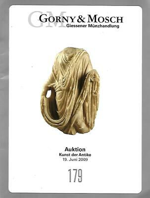 Gorny & Mosch 179 Antiquities Ancient Auction Catalog June 2009