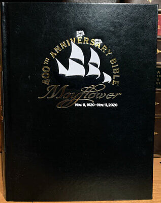 Mayflower 400th Anniversary Special - 1611 King James Bible, 1st Edition