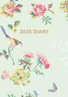 Cath Kidston Birds & Roses A6 2020 Diary Brand New Year Flexibound Book Gift UK