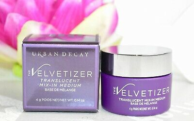 URBAN DECAY The Velvetizer Translucent Mix-In Medium 0.14oz 4g Travel Size NEW