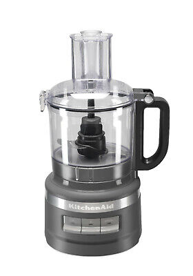 1,7 l Food-Processor Grau Matt KitchenAid 5KFP0719EDG