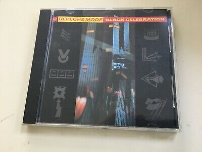 Depeche Mode, Black Celebration cd