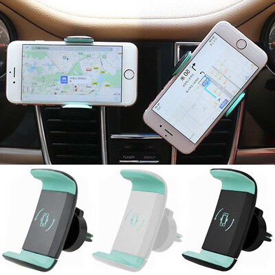 Creative Universal 360° Rotation GPS Car Phone Air Vent Mount Stand Holde UQ