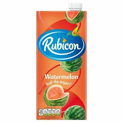 Rubicon Watermelon Juice,Pack of 9- UK Free Shipping