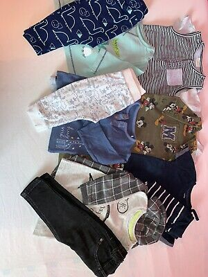 Bundle Of Baby Boys 6-9 Months Outfits
