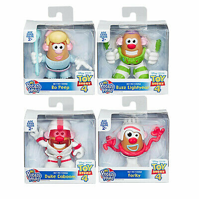Mr Potato Head Disney Pixar Toy Story 4 Friends CHOOSE YOUR FAVOURITE