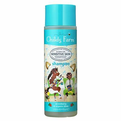 Childs Farm Shampoo Strawberry & Organic Mint - 250ml