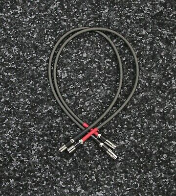 Tellurium Q Black Diamond XLR High-End XLR Kabel